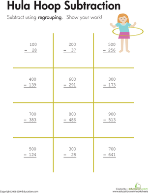 Double Digit Addition With Regrouping Online Games - adding 2 ...